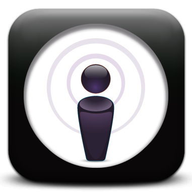 This image has an empty alt attribute; its file name is podcast-icon1.png